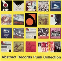 ABSTRACT RECORDS PUNK COLLECTION - VA
