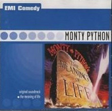 MEANING OF LIFE, THE - Soundtrack  Monty Python