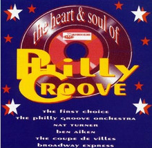 PHILLY GROOVE, THE HEART & SOUL OF - Various