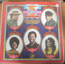 5th DIMENSION - FIFTH DIMENSION - Greatest Hits On Earth