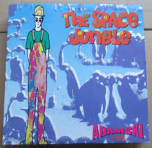 "ADAMSKI -  The Space Jungle  12"""