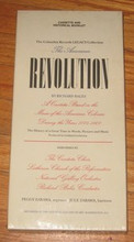 AMERICAN REVOLUTION, THE -   Cassette Boxed Set
