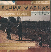 WATERS, MUDDY - Steppin' Stone