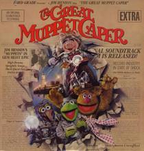 GREAT MUPPET CAPER - Soundtrack  LP
