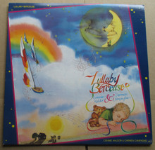 KALDOR, CONNIE & CARMEN CAMPAGNE - Lullaby Berceuse  LP