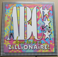 ABC - How To Be A Zillionaire  LP