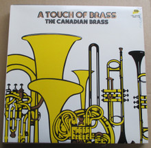CANADIAN BRASS - A Touch Of Brass