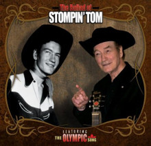 CONNORS, STOMPIN' TOM - The Ballad Of