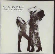VELEZ, MARTHA - American Heartbeat  CD