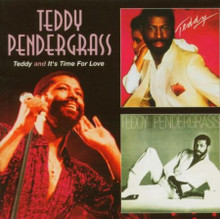 PENDERGRASS, TEDDY - Teddy / It's Time For Love  CD