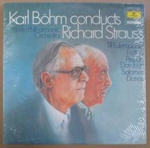 BOHM, KARL - Conducts Richard Strauss