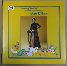 O'HARA, MARY - Monday Tuesday & Other Children's Songs