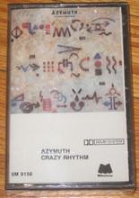 AZYMUTH - Crazy Rhythm CS