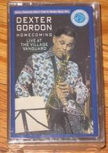 GORDON , DEXTER - Homecoming Live