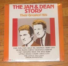 JAN & DEAN - Story  LP