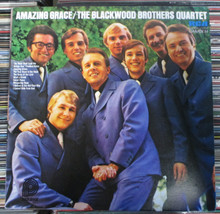 BLACKWOOD BROTHERS QUARTET - Amazing Grace