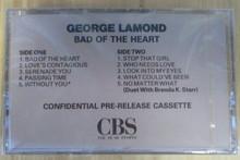 LAMOND, GEORGE - Bad Of The Heart