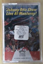 OTIS, JOHNNY SHOW - Live At Monterey