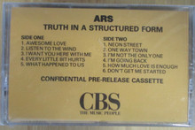 ARS - Truth In A Structured Form