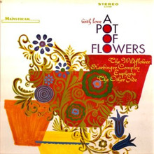 A POT OF FLOWERS - With Love
