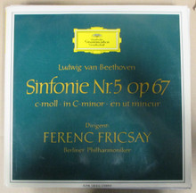 BEETHOVEN - Sinfonie Nr. 5 Op. 67  Ferenc Fricsay
