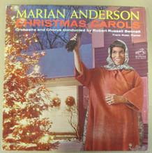 ANDERSON, MARIAN - Christmas Carols