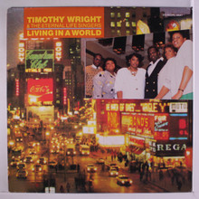 WRIGHT, TIMOTHY - Living In A World