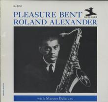 ALEXANDER, ROLAND - Pleasure Bent