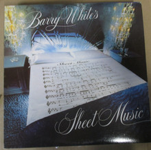WHITE, BARRY - Sheet Music