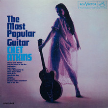 ATKINS, CHET - The Most Popular Guitar
