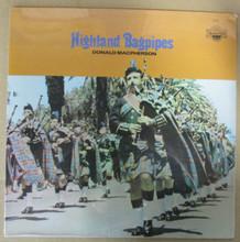 MACPHERSON, DONALD - Highland Bagpipes