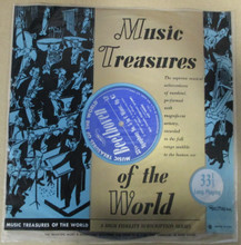 BEETHOVEN / SCHUBERT - Music Treasures Of The World Series