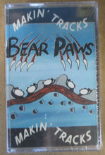BEAR PAWS - Makin' Tracks