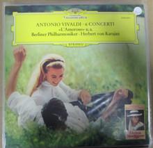 BERLINER PHILHARMONKER - Antonio Vivaldi 6 Concerti