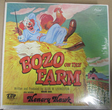 BOZO ON THE FARM - Alan W. Livingston