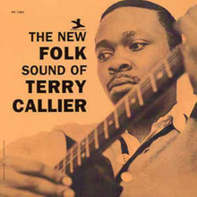 CALLIER, TERRY - The New Folk Sounds Of