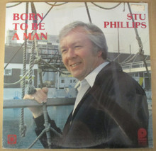 PHILLIPS, STU -  Born To Be A Man