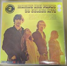 MAMAS & PAPAS - 20 Golden Hits