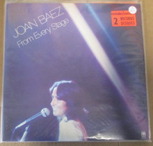 BAEZ, JOAN - From Every Stage