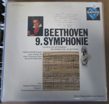 BEETHOVEN 9 SYMPHONIE - New Classical Philharmony Dirigent