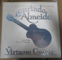 ALMEIDA, LAURINDO - Virtuoso Guitar