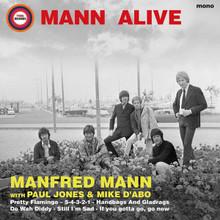 MANFRED MANN - Mann Alive