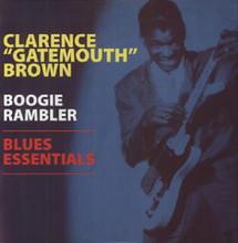 """BROWN, CLARENCE """"GATEMOUTH"""" - Boogie Rambler"""