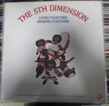 5TH DIMENSION - Living Together Growing Together - Fifth  Dimension.