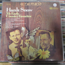 SNOW, HANK - My Early Country Favorites