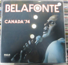 BELAFONTE, HARRY - Canada '74