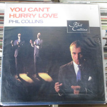 COLLINS, PHIL - You Can't Hurry Love