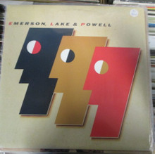 EMERSON, LAKE & POWELL - Self Title LP