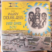 DOUGLASS, HARRY & DEEP RIVER BOYS -  Live On Stage