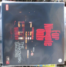 JANKOWSKI SINGERS - For Nightpeople Only